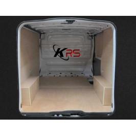 kit avec plancher standard - vivaro