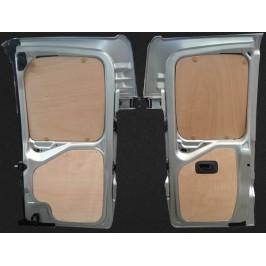 Portes arrières (la paire) - scudo