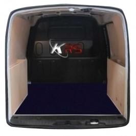Kit Habillage Bois Complet avec Plancher Antidérapant Bouleau 12 MM - Renault Kangoo 2014
