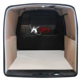 Kit Habillage Bois sans Plancher - Renault Kangoo 2014
