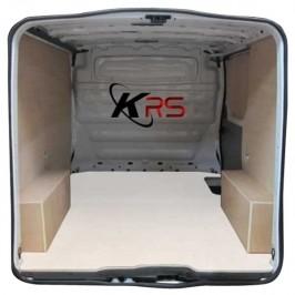 renault trafic kit sans plancher vehicule utilitaire nimes 30. Black Bedroom Furniture Sets. Home Design Ideas