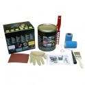 Pot 4L Pro-Tech peinture protection anticorrosion et antidérapant