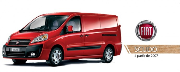 kit am nagement v hicule utilitaire fiat scudo 2007 krs utilitaire com. Black Bedroom Furniture Sets. Home Design Ideas