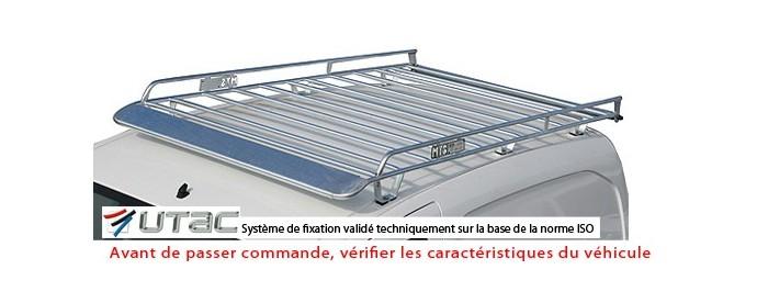 solution de portage peugeot partner galerie echelle barre de toit 30 krs utilitaire com. Black Bedroom Furniture Sets. Home Design Ideas