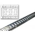 Rail universel (mètre linéaire)