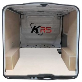 Kit Habillage Bois sans Plancher - Renault Trafic 2015
